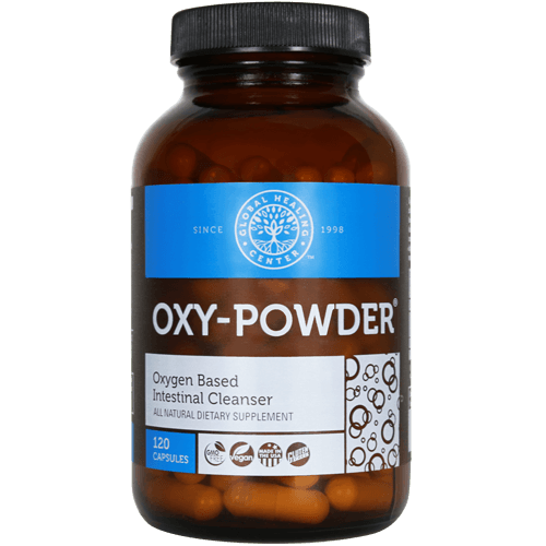 Oxy Powder Oxygen Colon Candida Cleanse Supplements