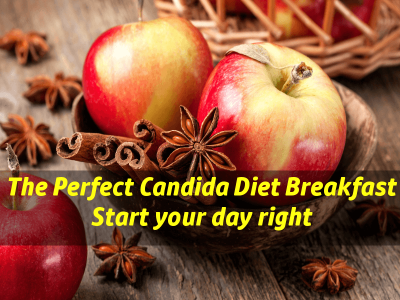Candida diet breakfast: What to eat for breakfast on candida diet