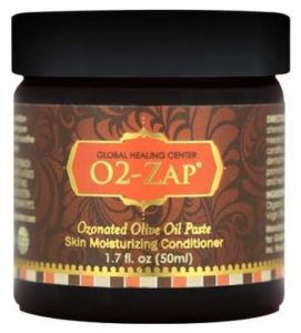 Ozonated Olive Oil Cream for yeast infection