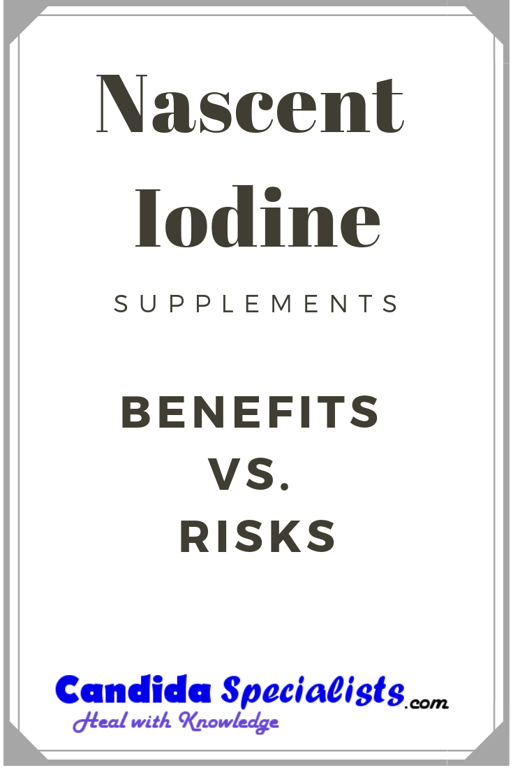 Detoxadine Nascent Iodine Supplement Review: Benefits VS  Risks